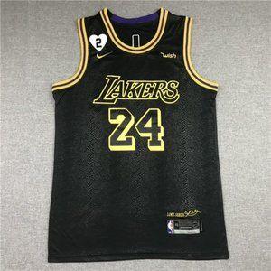 Kobe Bryant Heart 24 City Jersey La Lakers Jersey